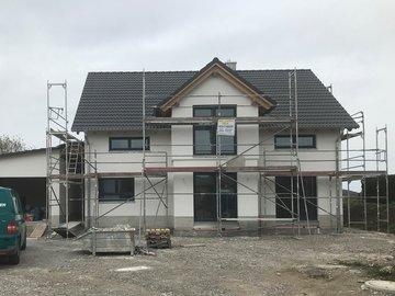 Wohnhaus-Neubau in Ettringen