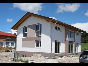 Wohnhaus-Neubau in Probstried