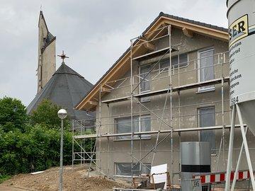 Wohnhaus-Neubau in Kempten