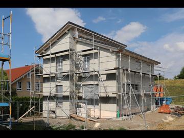 Wohnhaus-Neubau in Pürgen b. Landsberg