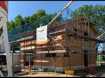 Wohnhaus-Neubau in Durach