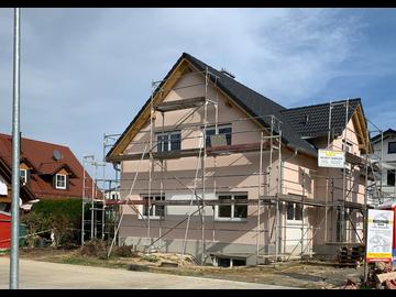 Wohnhaus-Neubau in Apfeltrach