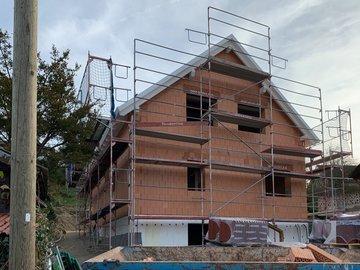 Wohnhaus-Neubau in Grafrath
