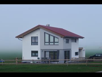 Wohnhaus-Neubau in Frauenzell