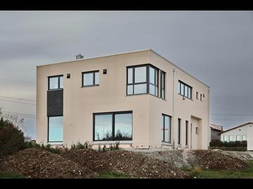 Gewerbe-Neubau in Haldenwang