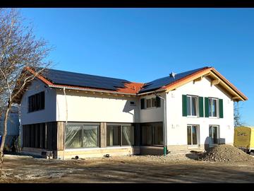 Wohnhaus-Neubau, Bibelsberg
