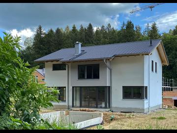 Wohnhaus-Neubau in Kellmünz