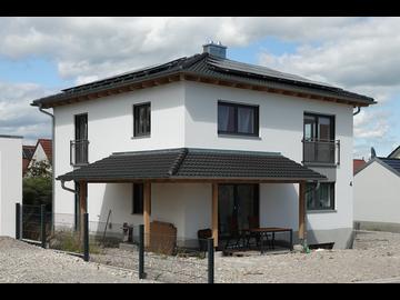 Wohnhaus-Neubau Scherstetten