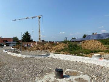 Wohnhaus-Neubau in Fellheim