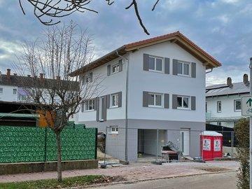 Wohnaus-Neubau in Ottobeuren