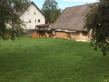 Wohnhaus-Neubau in Volkratshofen