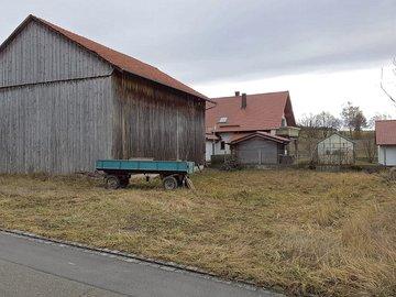 Wohnhaus-Neubau in Haselbach