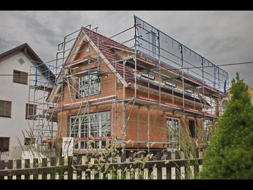 Wohnhaus-Neubau in Zankenhausen