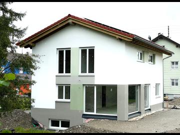 Wohnhaus-Neubau in Waltenhofen