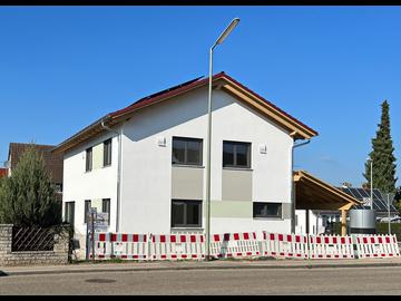 Wohnhaus-Neubau in Memmingen
