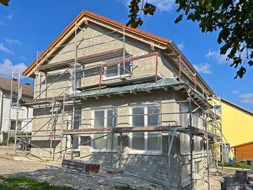 Wohnhaus-Neubau in Biburg