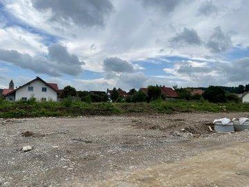 Wohnhaus-Neubau in Engetried