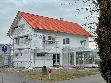 Wohnhaus-Neubau in Ottobeuren