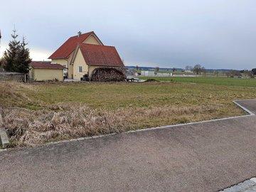 Wohnhaus-Neubau in Pfaffenhausen