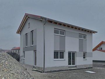 Wohnhaus-Neubau in Fuchstal