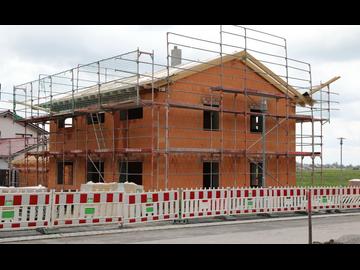 Wohnhaus-Neubau in Stöttwang