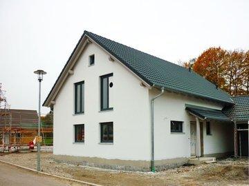 Wohnhaus-Neubau in Untermeitingen