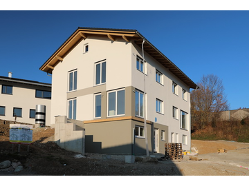 Wohnhaus-Neubau in Rauhenzell