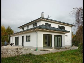 Wohnhaus-Neubau in Diessen