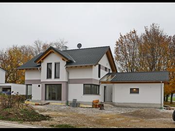 Wohnhaus-Neubau in Gottenau