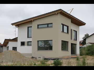 Wohnhau-Neubau in Rot a.d. Rot